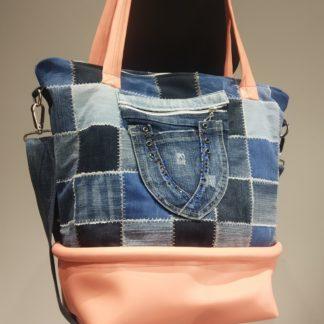 torba z jeansu